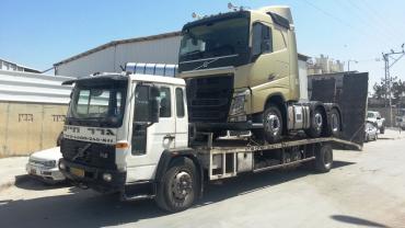 שירותי גרירת משאיות ורכב פרטי